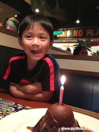 Cannot resist the molten eyh birthday boy?