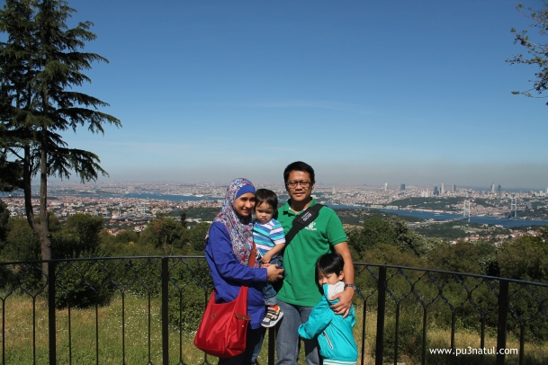 Camlica Hill, Istanbul 28 May 2013